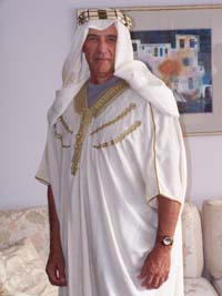Jordan Country Traditional Clothing